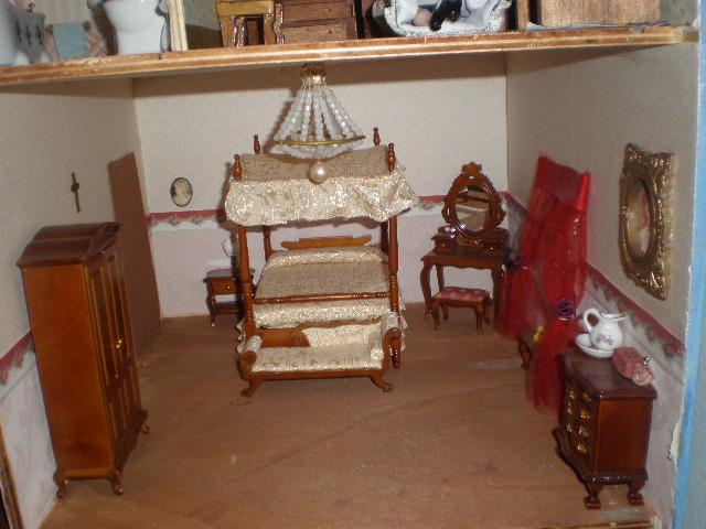 Camera da letto stile vittoriano idee di design nella for Camera matrimoniale in stile vittoriano