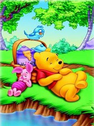 Winnie the pooh gallery for Winnie pooh ka che